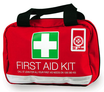 First Aid Kit - For Small Workplace