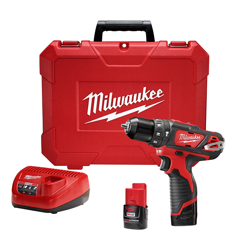Milwakee Electric Drills