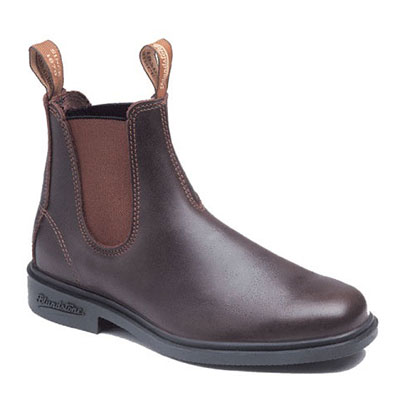 Blundstone workboot non safety elastic sided