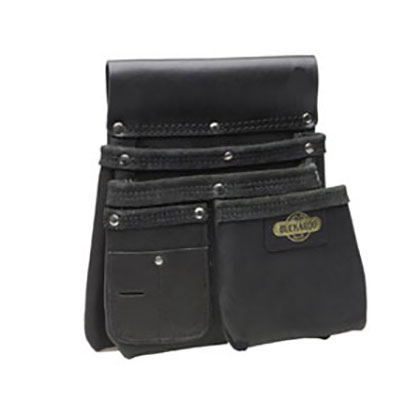 Buckaroo Nailbag - Black