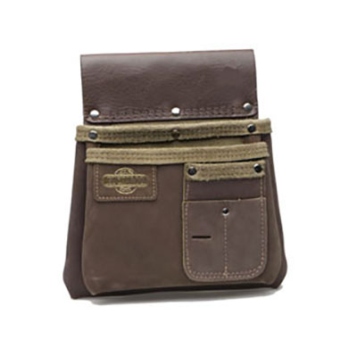 Buckaroo Nailbag - Brown