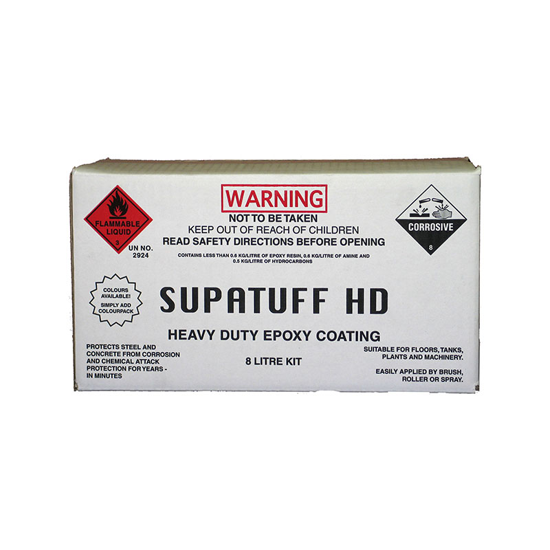 Epirez Supatuff HD Heavy Duty Epoxy Coating